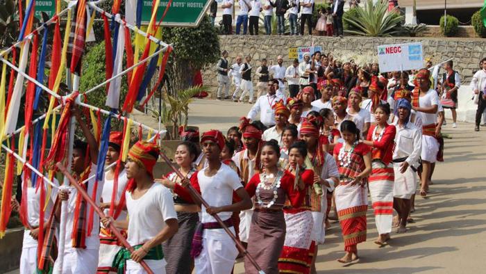 Garia dance