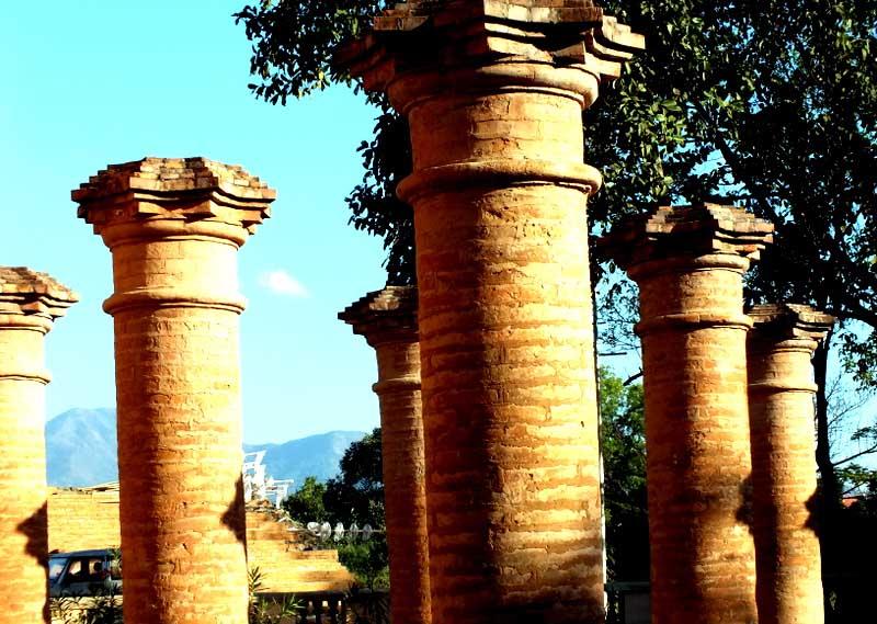 Longbathal Dynasty Ruins