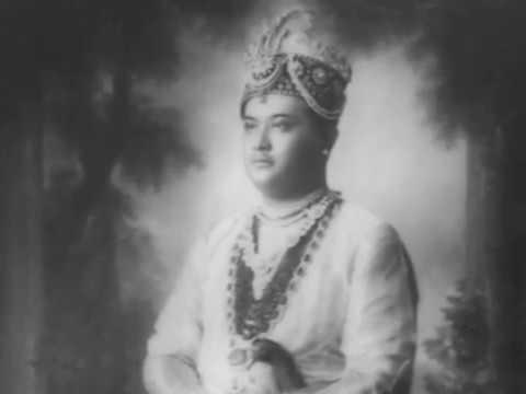 Maharaja Bir Bikram Kishore