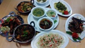 Meghalaya Cuisines