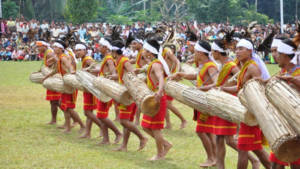 Meghalaya Dance