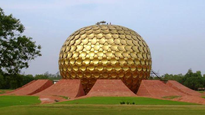Aurobindo Ashram Puducherry