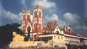 Punducherry Church