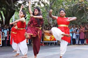 Puducherry Dance
