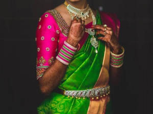 Puducherry dress