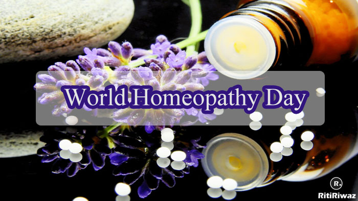 World Homeopathy Day – April 10