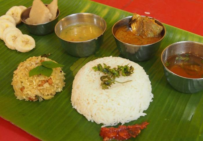 pondicherry food