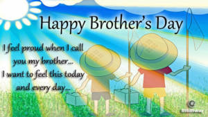 Happy Brother Day