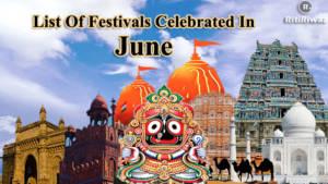 June Festival