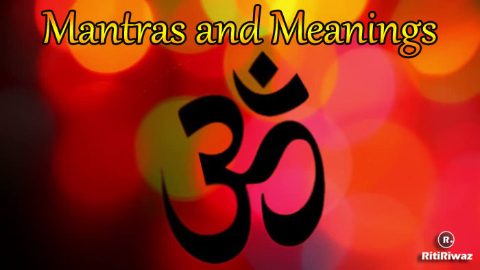 Mantras and Meanings