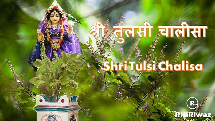 Tulsi Chalisa in English and Hindi