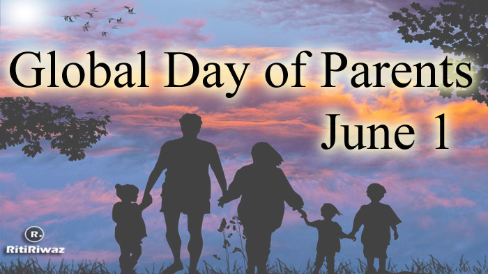 Global Day of Parents – June 1
