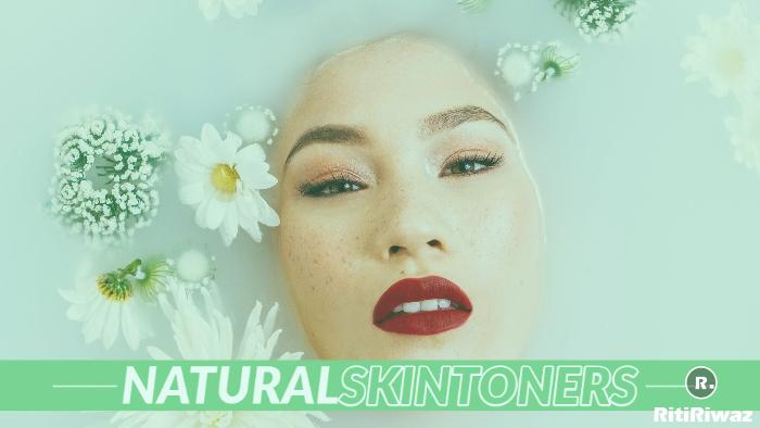 Natural Skin Toners