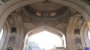 Arches of Charminar