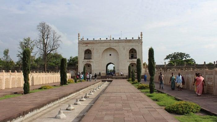 Bibi Ka Maqbara entrance