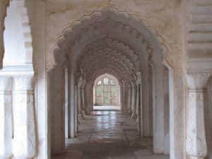 Bibi Ka Maqbara inside view