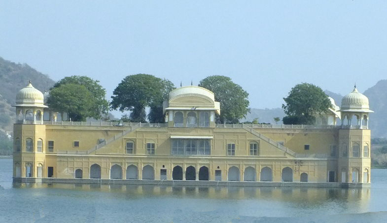 Jal Mahal View