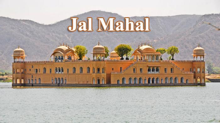 Jal Mahal, Jaipur
