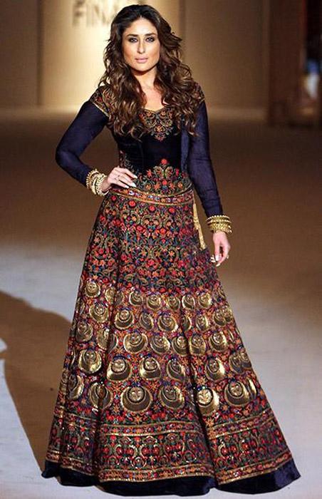 Kareena Kapoor lehenga