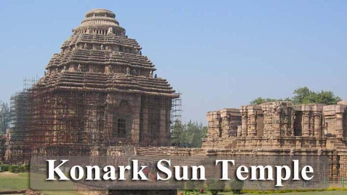 Konark Sun Temple – Information, Facts, History