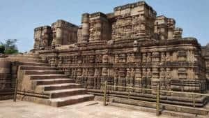 Konark Temple Compound