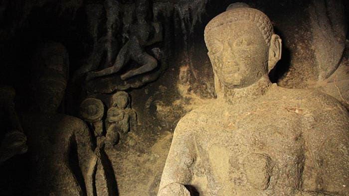 Lord Buddha Ellora