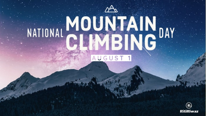 National Mountain Climbing Day