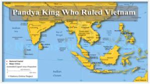 Pandya king in vietnam
