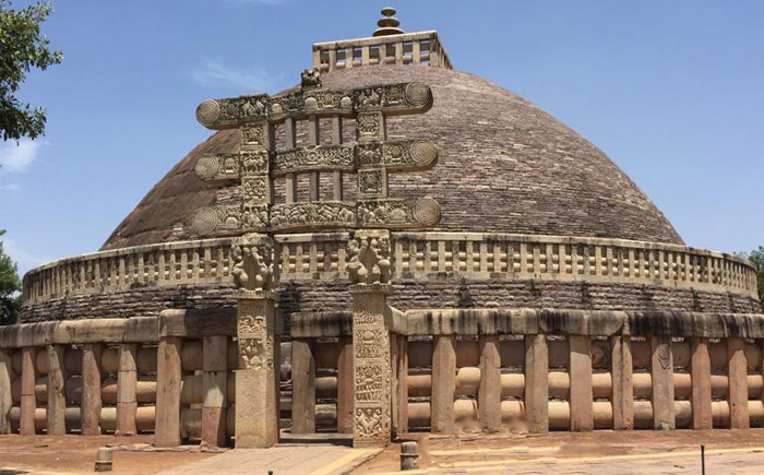 Sanchi Stupa – Oldest Buddhist Stone Structure