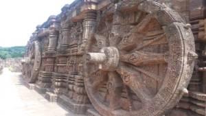 Sun Temple Two Wheel view
