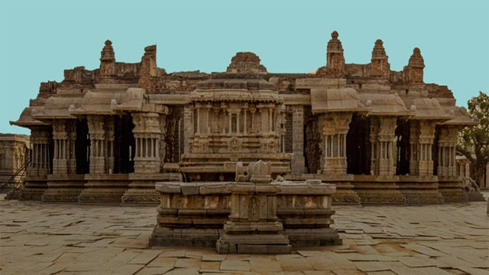 vitthala temple compound