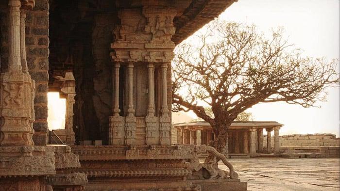 vitthala-temple view