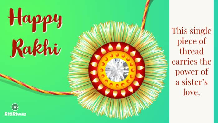 Raksha Bandhan – The Universal Oneness Day