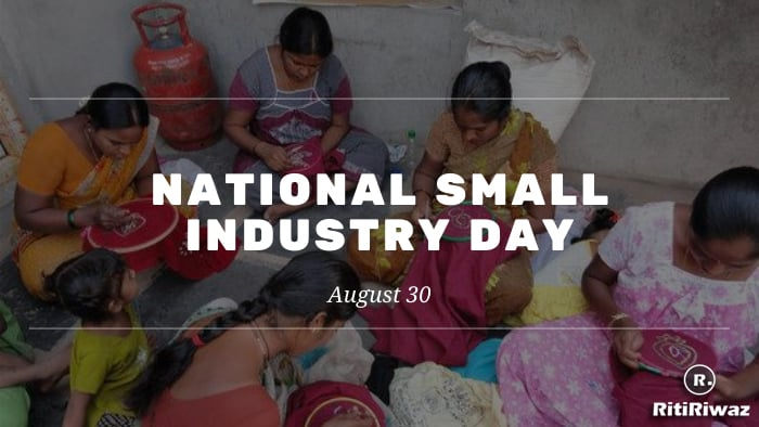 National Small Industries Day
