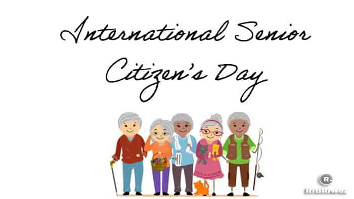 World Senior Citizen's Day | Theme & Importance