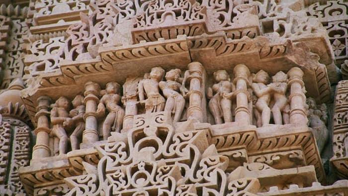 Khajuraho Temples closer