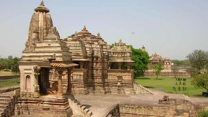 Khajuraho Temples compound