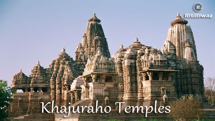 Khajuraho Temples – Information, History, Facts