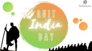 Quit India Day
