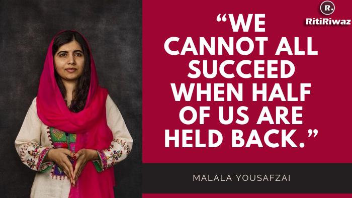 Malala Day – 12 July