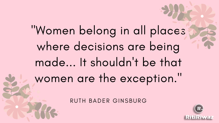 Women Equality Quotes