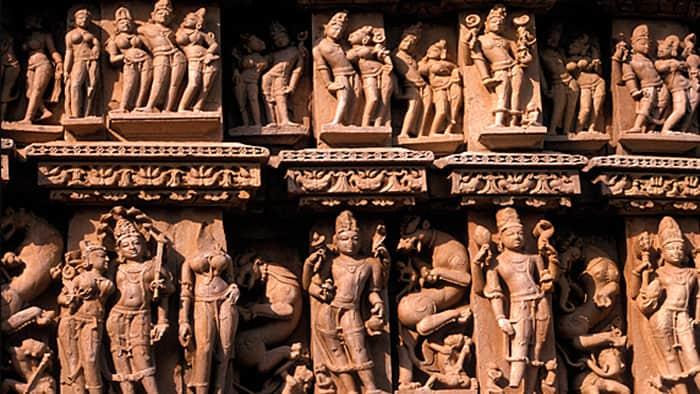 khajuraho walls
