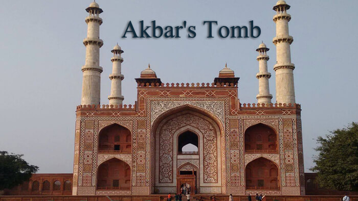 Sikandra – Burial place of Akbar