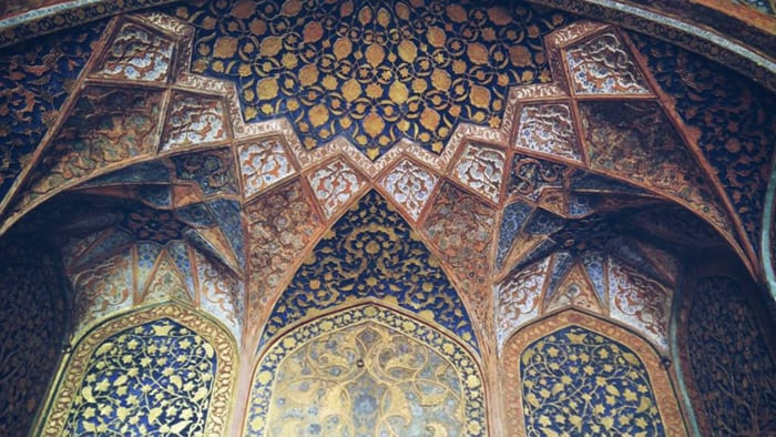 Art of Akbar Tomb