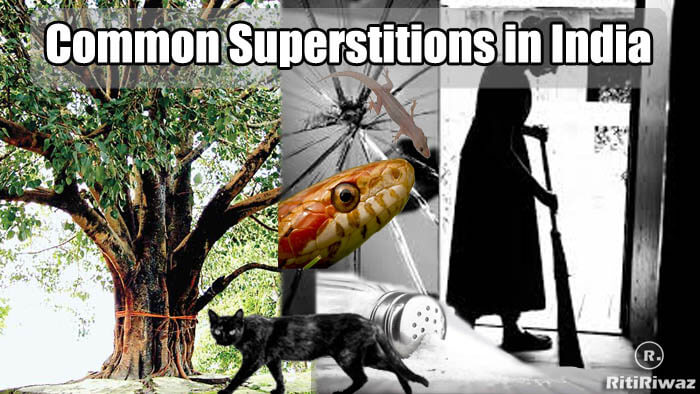 10 Indian superstitions and theories behind them