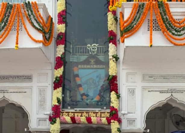 Dhan Dhan Baba Deep Singh Ji Shaheed