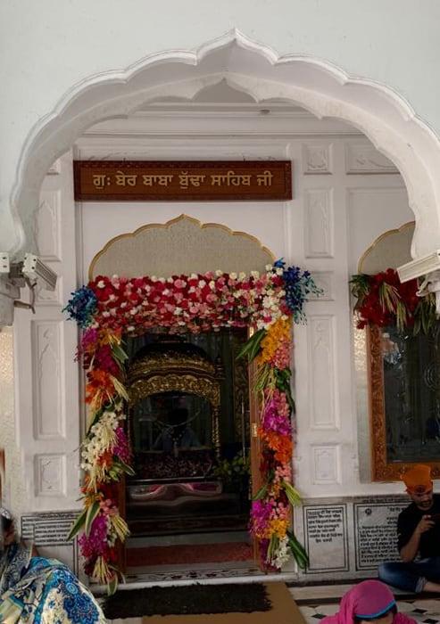 Dhan Dhan Bar Baba Budha Sahib