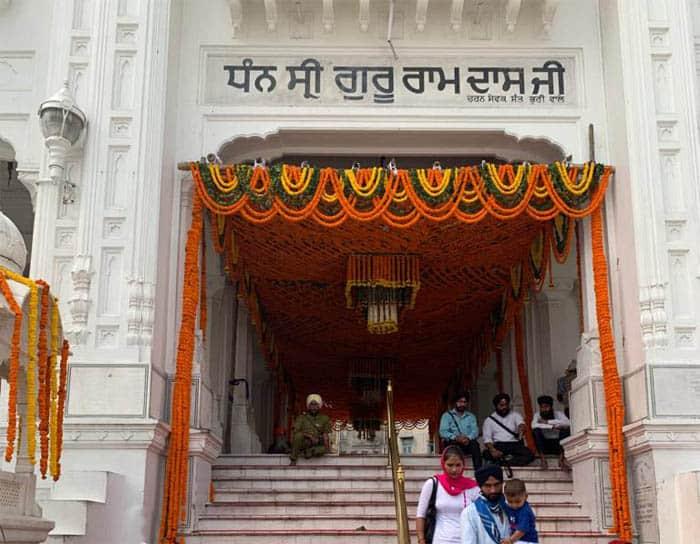 Dhan Shree Guru Ram Daas Ji