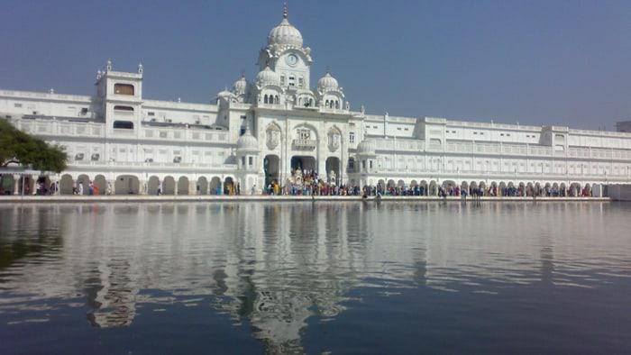 Golden Temple compound