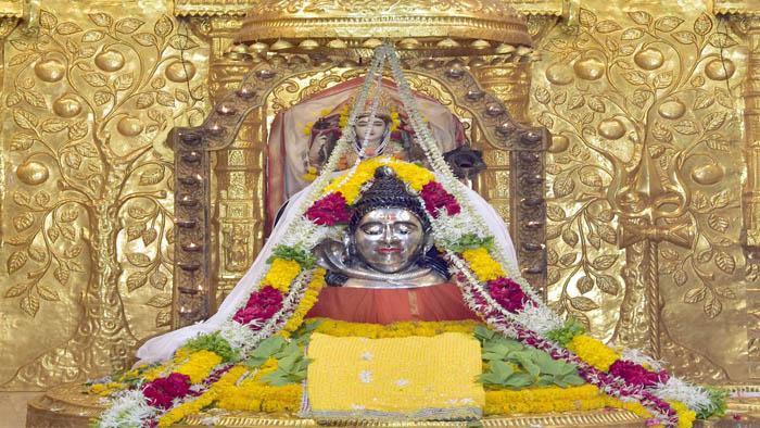 Inside Somnath Temple